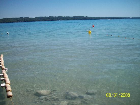 Motel 6 Traverse City: torch lake