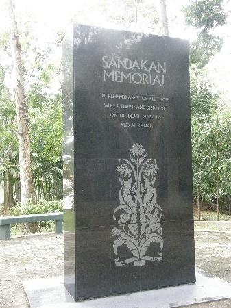 Pictures of Sandakan Prison Camp Memorial, Sandakan