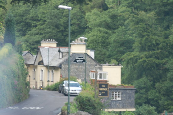 Lynton, UK: Bridge Inn