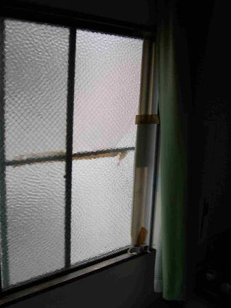 Guest Inn Kyoto: Fixed window
