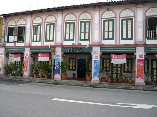 Photo of Kerbau Hotel Singapore