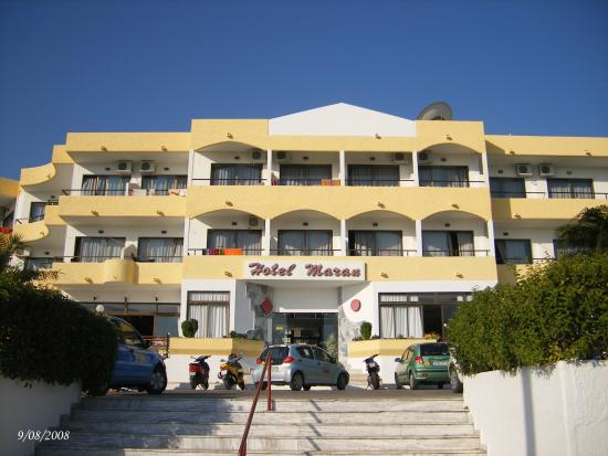 Photo of Hotel Maran Faliraki