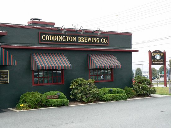 Coddington Brewing Co - Restaurant - 210 Coddington Hwy, Middletown, RI, United States