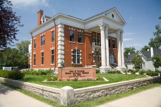 Cheyenne, WY: Historic Governors&#39; Mansion