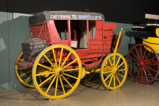 Cheyenne, WY: Old West Museum