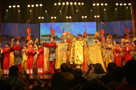 Tang Dynasty Dinner Show - Xi'an - Recensioni su Tang Dynasty Dinner Show - TripAdvisor