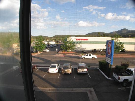 Motel 6 Williams East - Grand Canyon: la vue
