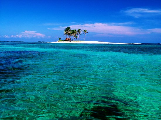 San Blas Islands, Panama: Tuborgana Island