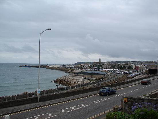 The View Towards Town Picture Of Mount Royal Penzance Tripadvisor