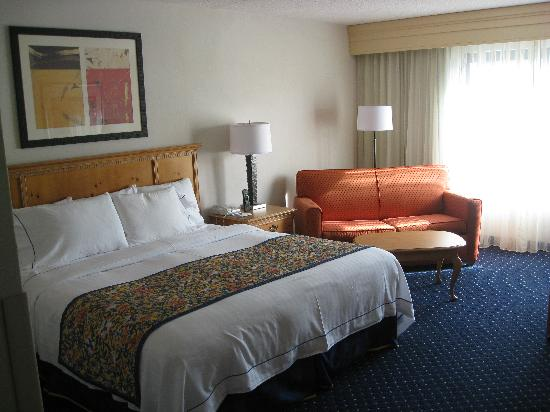 Courtyard by Marriott Binghamton: Room1
