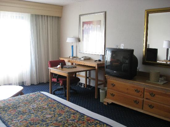 Courtyard by Marriott Binghamton: Room2