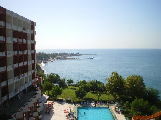 Lara Hotel Antalya : Lara Hotel and the next door hotel