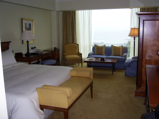Miraflores Park Hotel by Orient-Express: Junior Suite w/Ocean view