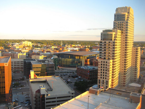 Grand Rapids, MI: View from room