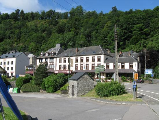 Photo of Auberge d'Alsace Hotel de France Bouillon