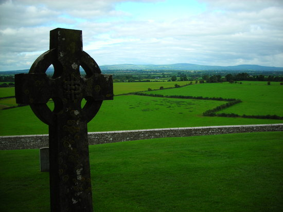 View from the Rock of Cashel.
