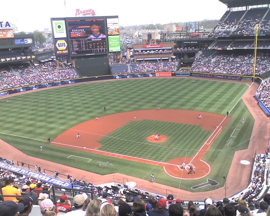Atlanta, Georgien: Turner Field
