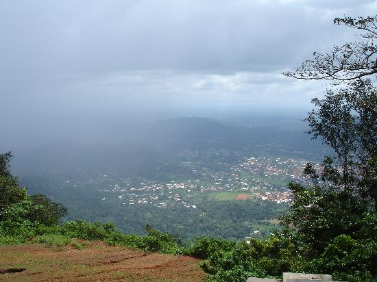 mountain in ghana