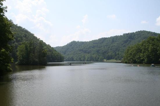 Marion, VA: Hungry Mother State Park