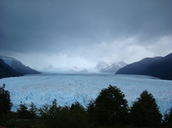 El Calafate, Arjantin: Ghiacciaio Perito Moreno