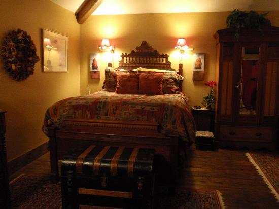Black Dog Inn: Sundance Suite bedroom