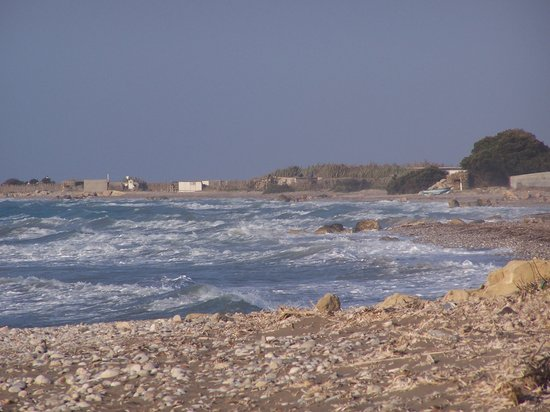 Tholos Beach