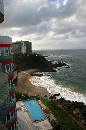 Hotel Vila Gale Salvador: Spectacular room view