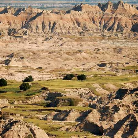 Dakota del Sur: Badlands National Park in South Dakota