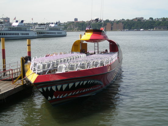 Boat Tours Nyc The Beast