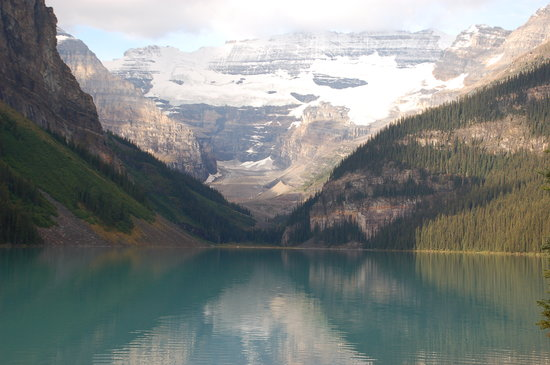 Lake Louise, Kanada: @Jan De Greve
