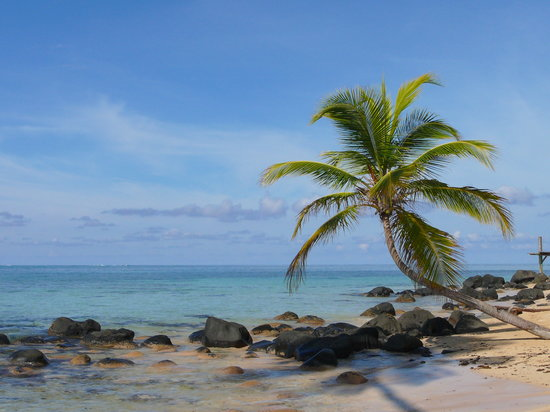 Little Corn Island, : Amazing beaches on the north side of Little Corn