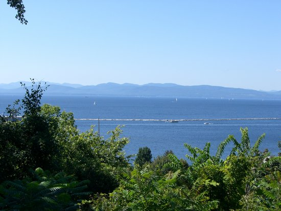 Essex, VT: lake champlain