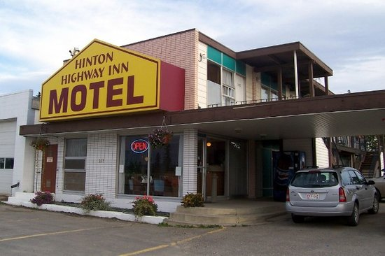 Best Hotels In Hinton Alberta