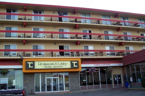 Town & Country Motor Hotel