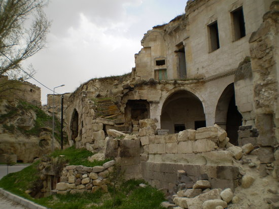 Ruins, Mustafapasa