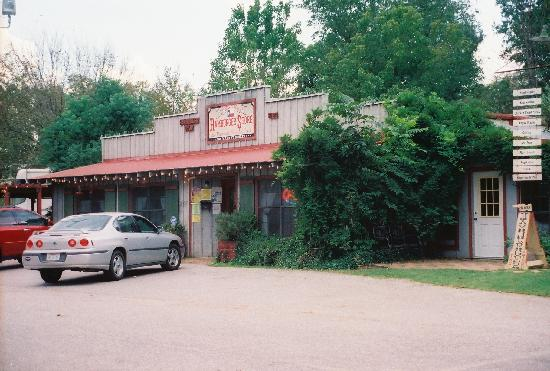 Hamburger Store - Jefferson, Texas // Photo Courtesy TripAdvisor.com