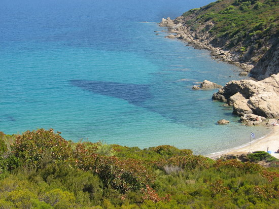 spiaggia di skiathos