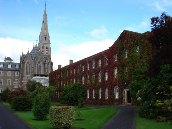 Maynooth, Irlande : NUI South Campus