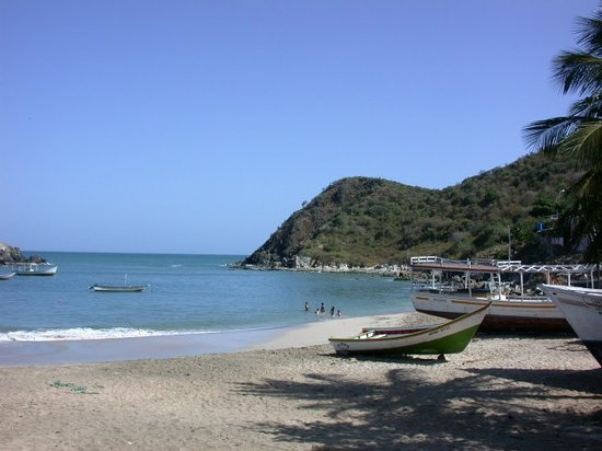 : Plage Guayacan