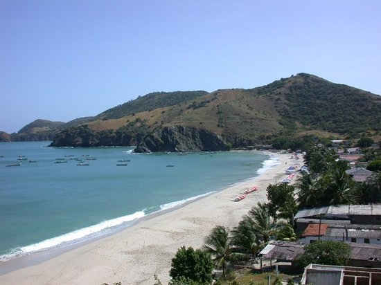 Venezuela: Plage Manzanillo