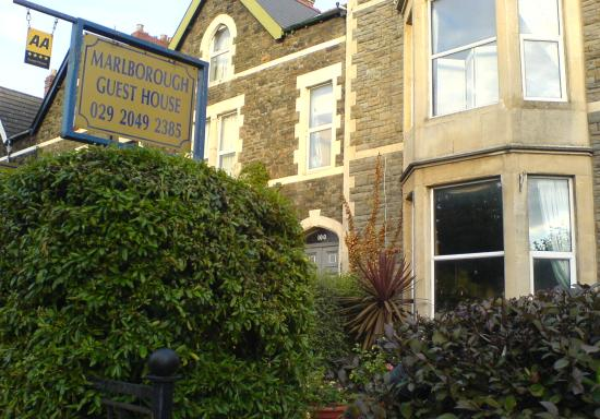 Photo of Marlborough Guest House Cardiff
