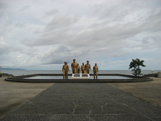 Leyte Island, Philippines: McArthur&#39;s Landing