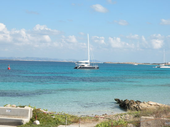 Hotis em Formentera