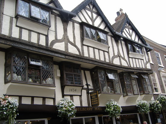 Mulberry Hall, York