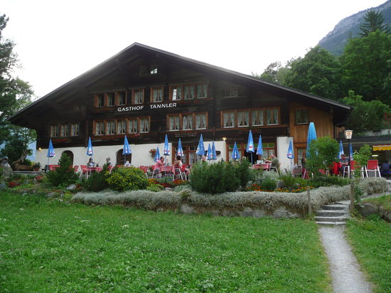 Landgasthof Tannler: l&#39;hotel