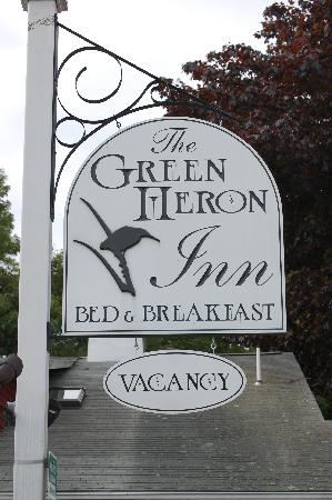 The Edgewater Inn : Green Heron Inn