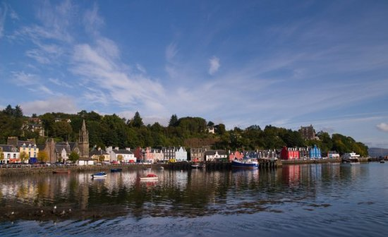 Isle of Mull, UK: Tobermoray