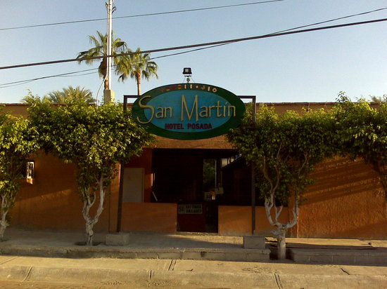 Photo of Hotel Posada San Martin Loreto