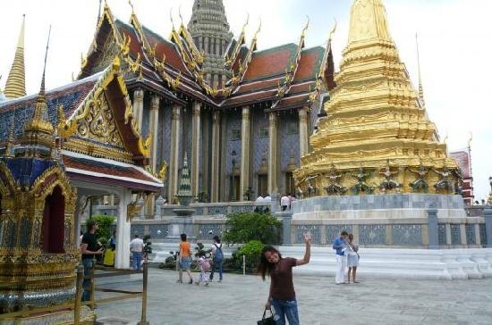 Thaïlande : best of grand palace