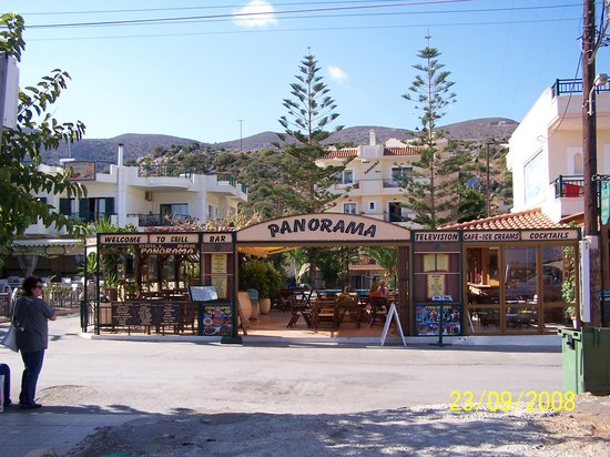 Hotel Panorama Stalidos